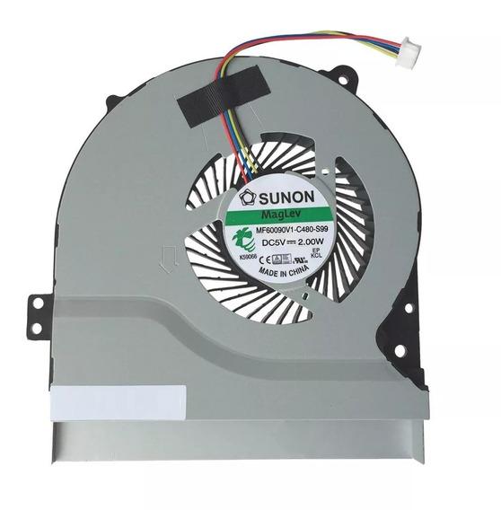 Cooler Asus X450