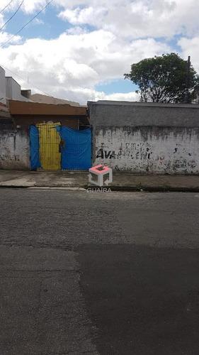 Imagem 1 de 1 de Terreno À Venda, 400 M², Vila Pires - Santo André/sp - 76438