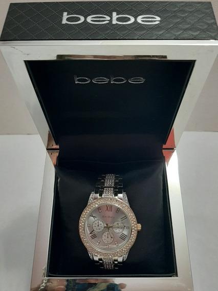 Hermoso Reloj Dama Marca Bebé Original