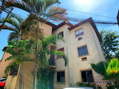 Imagem 1 de 16 de Apartamento Com 2 Dormitórios À Venda, 42 M² Por R$ 138.000,00 - Jardim Primavera - Duque De Caxias/rj - Ap0140