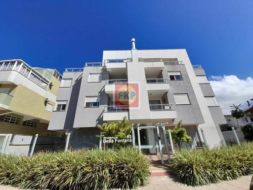 Apartamento 2 Dormitórios Próximo Ao Mar Em Ingleses -  Florianópolis - Sc - Ap0647