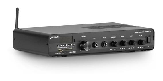 Amplificador Frahm Slim 2200 Optical - 10081