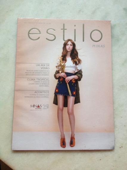 Revista Estilo Minas Verão 2017 N 29. Ano 9
