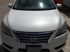Nissan Sentra 1.8 Exclusive L4 Nav. Cvt