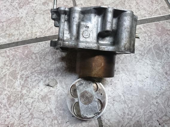 Cilindro Com Pistão Suzuki Burgman 400 Original