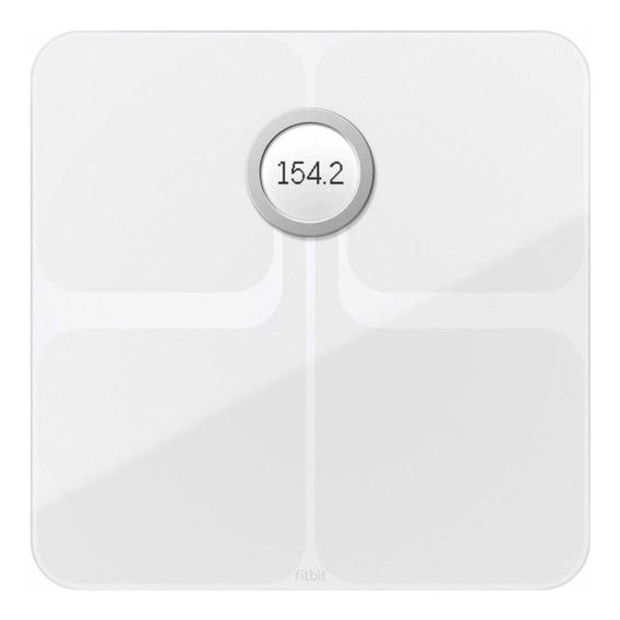 Báscula digital Fitbit Aria 2 blanca