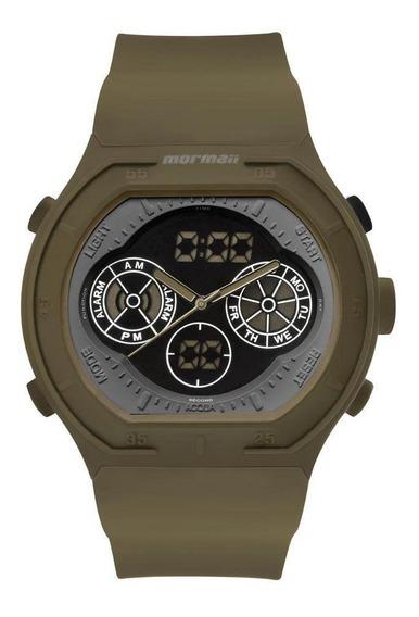 Relógio Masculino Mormaii Action - Original