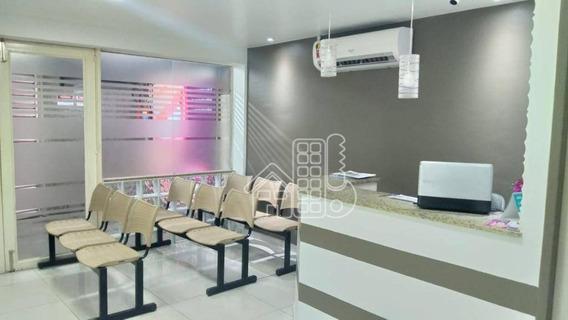 Passo Ponto De Clinica Dentaria E Estética Totalmente Montada!! - Lo0102