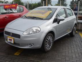 Fiat Punto Hlx 1.8 Mec Placa Rjt387