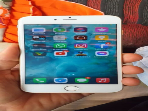 iPhone 6s Plus 64 Gb Leia Descrição