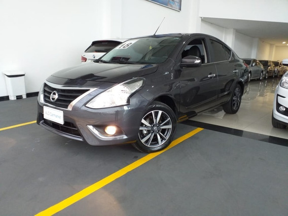 Nissan Versa 1.6 16v Unique Cvt (flex) 2018