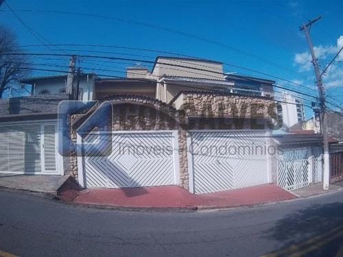 Venda Sobrado Sao Bernardo Do Campo Vila Aurora Ref: 109806 - 1033-1-109806
