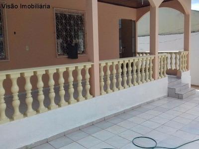 Casa Para Locação Parque 10, Manaus 3 Dormitórios Sendo 1 Suíte, 2 Salas, 3 Vagas 160,00 M2 Construída R$ 2.300,00 - Ca00487 - 4704299