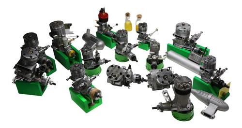 Motores O.s., Fox, Mc Coy, Webra