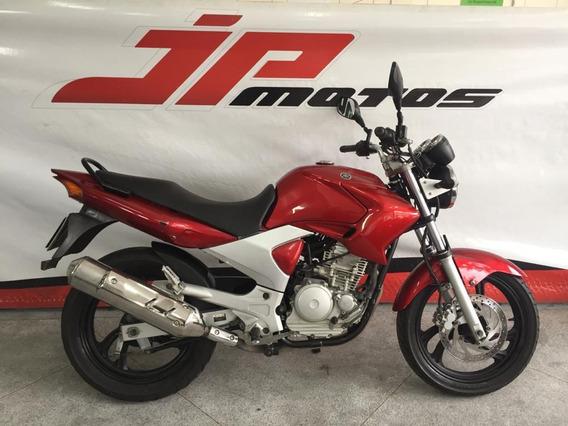 Yamaha Fazer 250 2007 Vermelha