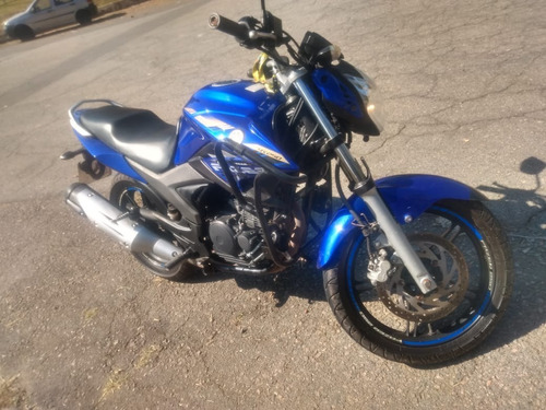 Yamaha Fazer 2016 Blueflex Azul