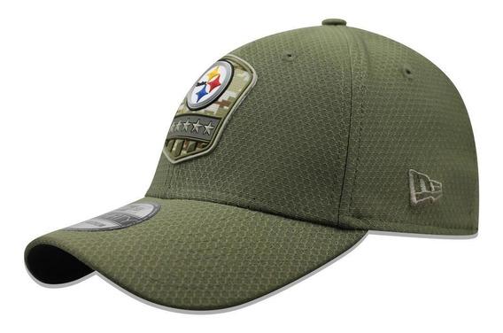 Gorra New Era 39 Thirty Nfl Steelers Salute To Service 2019