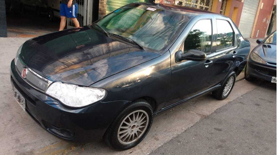 Fiat Siena 1.7 Elx Turbo Diesel 2007 - Liquido De Contado -