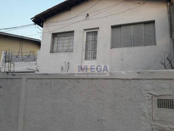 Casa Residencial À Venda, Chácara Cneo, Campinas. - Ca0727