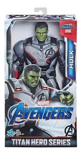 Hulk Titan Hero Series Hasbro E3304 Avn Th Dlx Movie Edu