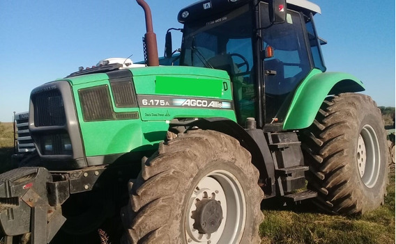 Tractor Agco Allis 6.175 Doble Tracción