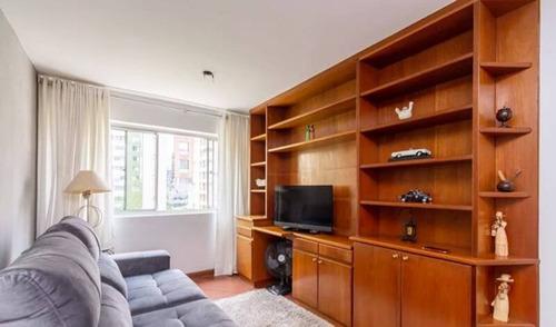 Imagem 1 de 15 de Apartamento À Venda Em Pinheiros Na Rua Alves Guimarães - Ap21024
