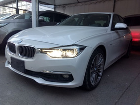 Bmw Serie 330ia Luxury Line 2017 Gris