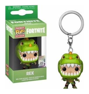 Funko Pop Llavero Rex Fortnite Pata`s Games & Toys