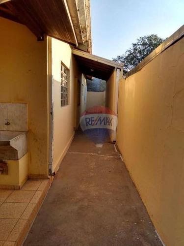 Casa Com 1 Dormitório Para Alugar Por R$ 700,00/mês - Vila Maria - Botucatu/sp - Ca0744