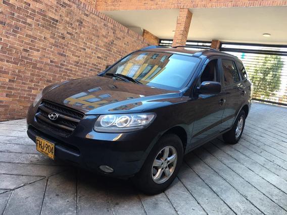Hyundai Santafe Gl 4x4 2.7lt 2009 7 Pasajeros