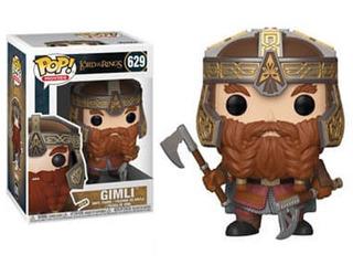 Funko Pop - Lord Of The Rings - Tolkien - Gimli - Gandalf