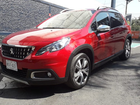 Peugeot 2008 Allure Pack At Color Rojo 2019