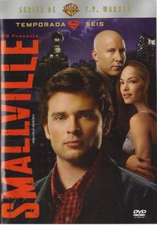 Smallville Sexta Temporada 6 Seis Dvd