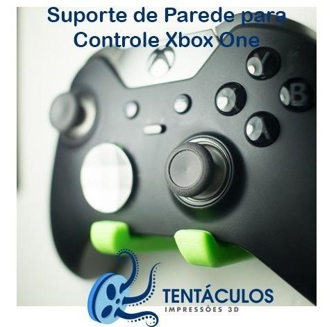 Suporte De Parede Para Controle Xbox One
