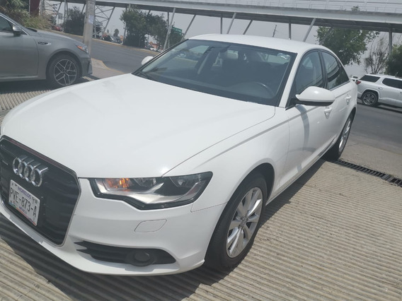 Audi A6 Luxury V6 Multitronic Cvt 2013 Remate $ 350,000.00