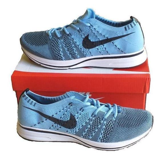 Zapatos Deportivos Nike Flyknit Caballeros Y Damas