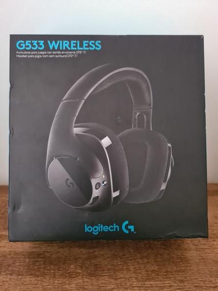 Fone Logitech G533 Wireless