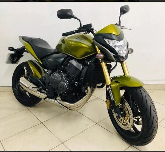 Honda Hornet 600, Verde