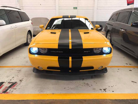 Dodge Challenger 6.4 Srt 8 392 V8 Gamuza/piel Qc At 2012