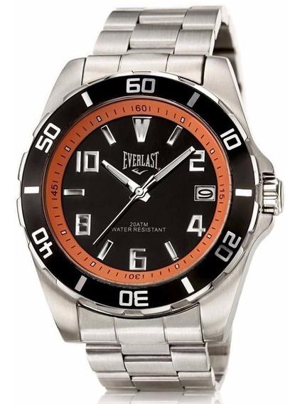 Relógio Everlast Masculino Analógico E285