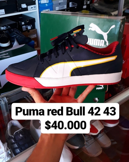 Zapatillas Puma Red Bull