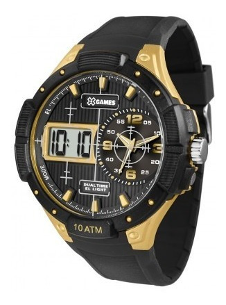 Relógio Masculino X-games Xmppa215 Bxpx= 10
