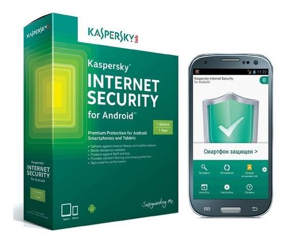 Kaspersky Internet Security - 2020 - P/ Android - 2 Disp.