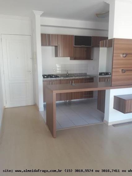 Apartamento Para Venda Em Votorantim, Vossoroca, 3 Dormitórios, 1 Suíte, 2 Banheiros, 1 Vaga - 12_1-818460