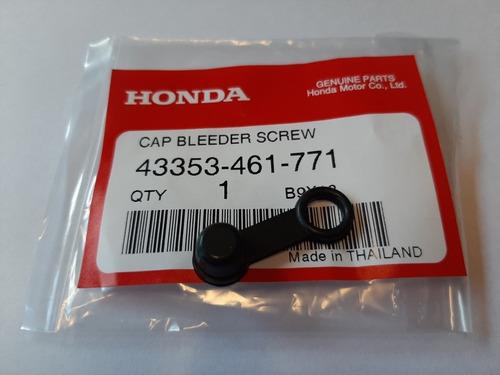 Tampa Sangria Cbx 750 Cbr 450 Original Honda 43353-461-771