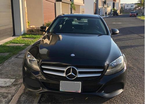 Imagen 1 de 4 de Mercedes-benz Clase C 1.6 180 Cgi Mt 2016