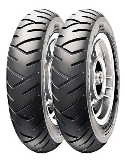 Par De Pneus Pirelli 130/60-13 Sl26 Para Sandown Future