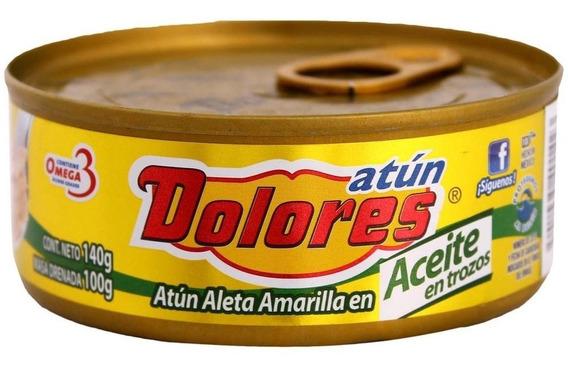 Atun Dolores 140 Gr, Aceite