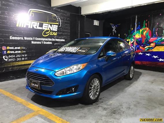 Ford Fiesta Titanium Automatico