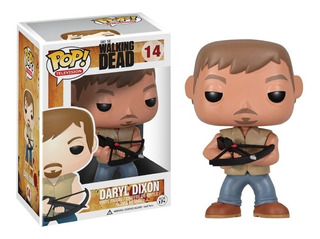 Daryl Dixon Muñeco Walking Dead Funko Pop Original En Caja